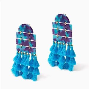Tuckernuck Azure Fiesta Earrings
